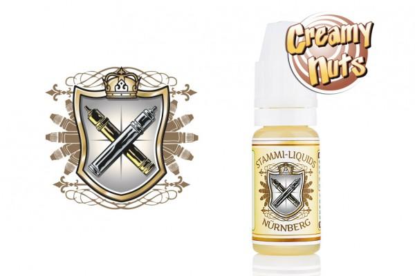 Stammi Liquids - Creamy Nuts 10ml Aroma MHD 8/19