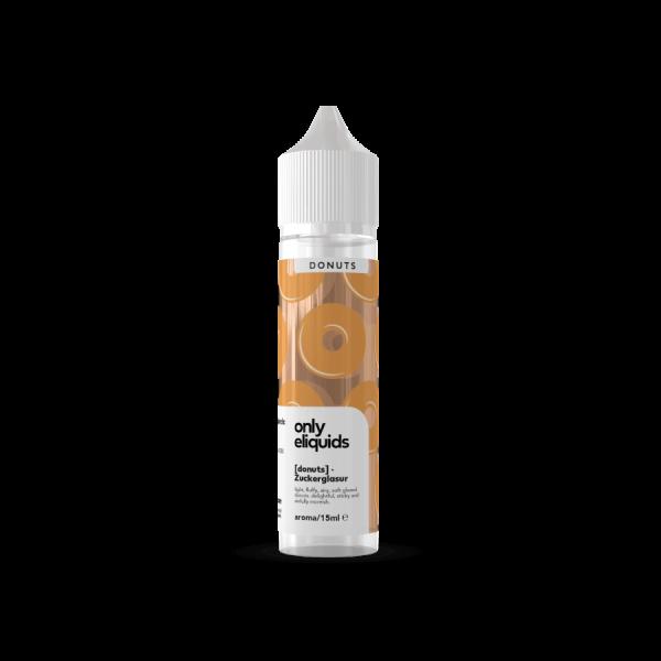 Only - Zuckerglasur Donut 15ml Aroma