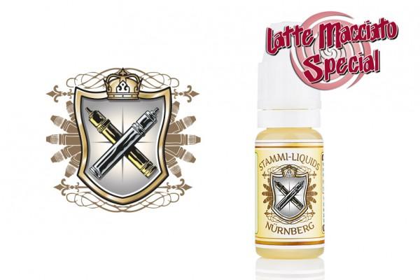 Stammi Liquids - Latte Macchiato Spezial 10ml Aroma MHD 8/19