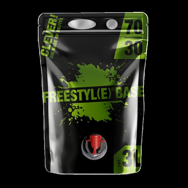 FREESTYL(E) - Base 3L Bag - 70VG/30PG