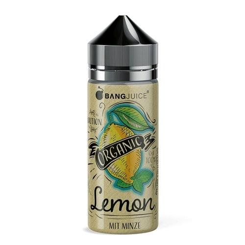 Bang Juice - Organic - Lemon 100ml (DIY Flavour-Konzentrat)