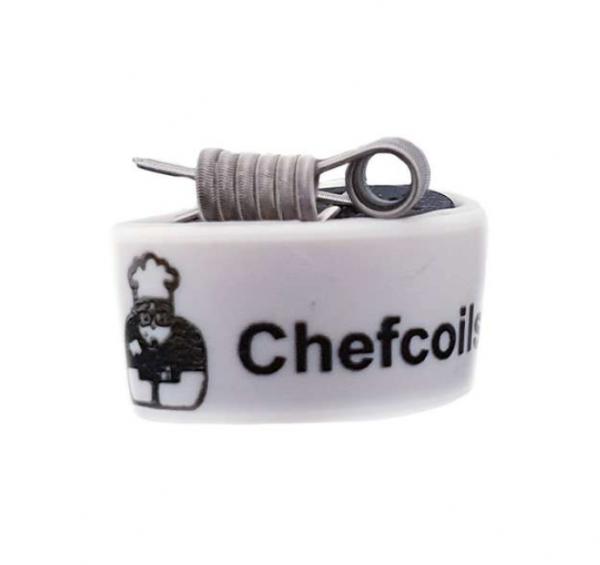 Chefcoils - Prebuilt Alien Ni80 Coil