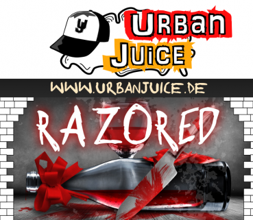 Urban Juice - Razored - 10ml Aroma