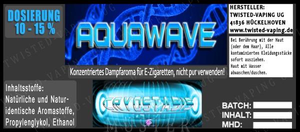 Cryostasis - Aquawave 10ml Aroma