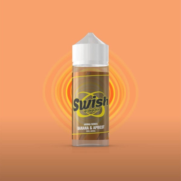 Swish - Banana Apricot Aroma 30ml