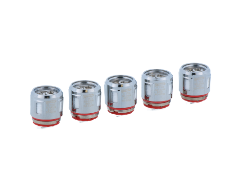 Smok - TFV8 Baby T12 Duouecuple Heads 0,15Ohm leuchtend (5er Pack)