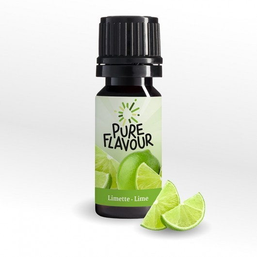 Pure Flavours - Limette 10ml Aroma (MHD 6/19)