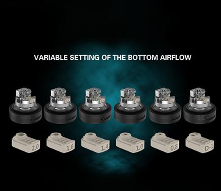 Vandy Vape - Berserker V2 MTL RTA Airflow Inlay Kit