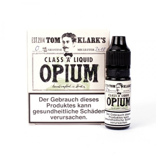 Tom Klark´s - Opium 10ml Liquid