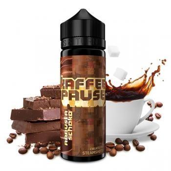 Steamshots - Kaffeepause Robusta Schoko 20ml Aroma Longfill