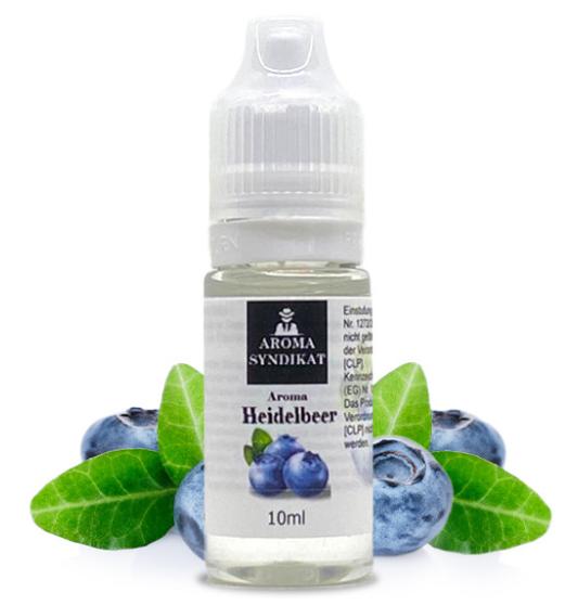 Aroma Syndikat - Heidelbeere Aroma 10ml