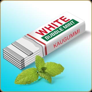 Dark Burner - Premium - White Bubble Mint 10ml Aroma