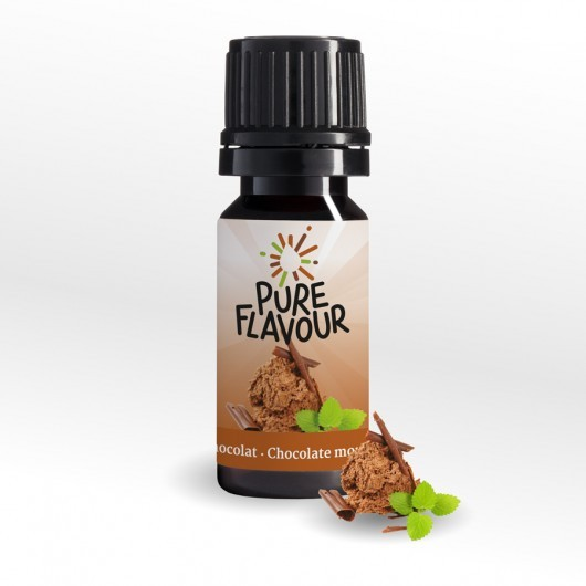 Pure Flavours - Mousse au Chocolat 10ml Aroma (MHD 7/19)