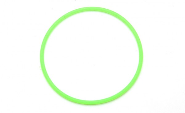 Dichtungsring 42mm Durchmesser (grün nachtleuchtend)