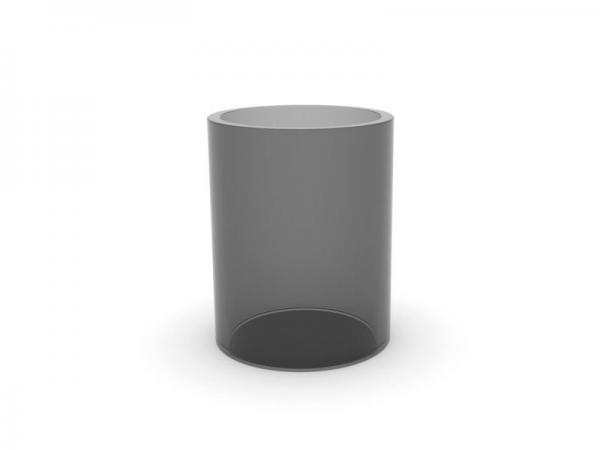 Vapor Giant Go Professional - Ersatzglas Schwarz