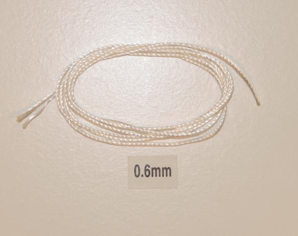 0,6mm Silikat 1 Meter