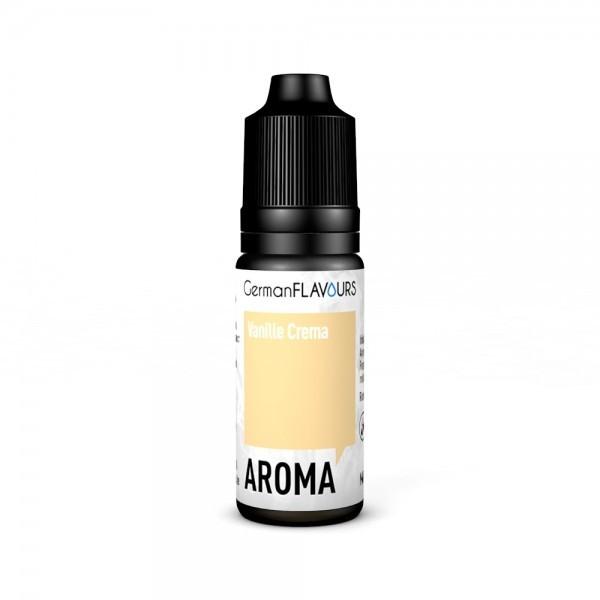 GermanFlavours - Vanille Crema Aroma 10ml