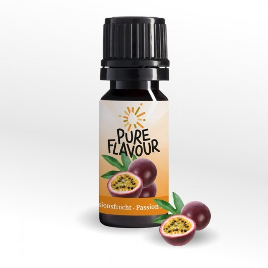 Pure Flavours - Passionsfrucht 10ml Aroma (MHD 6/19)