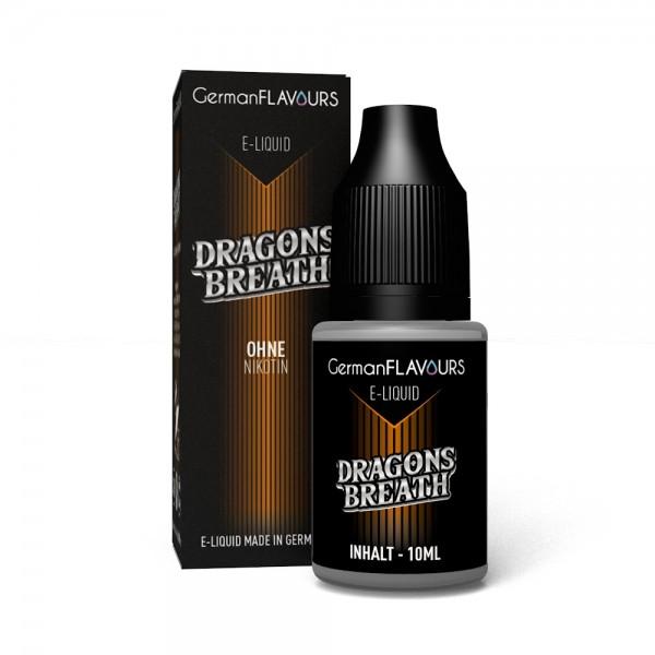 GermanFlavours - Dragons Breath mit Menthol 10ml Liquid