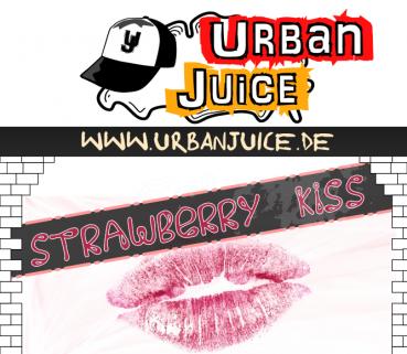 Urban Juice - Strawberry Kiss - 10ml Aroma