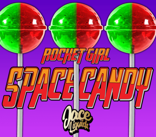 Rocket Girl - Space Candy Ice 15ml Aroma