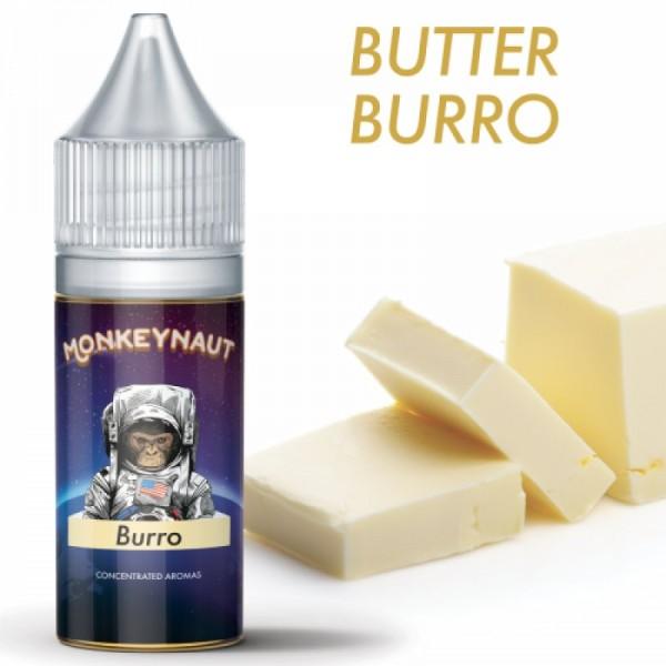 Monkeynaut - Burro/Butter 10ml Aroma