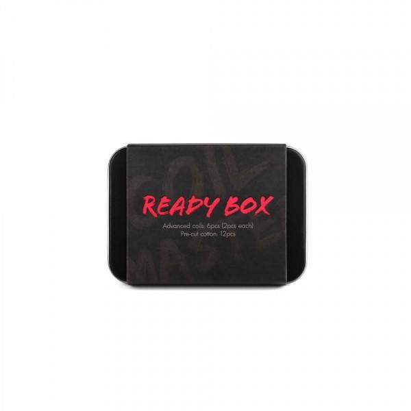 Coil Master - Ready Box