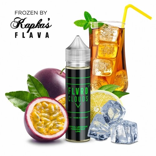 FLVRD Clouds frozen - Green - 20ml Aroma Longifill