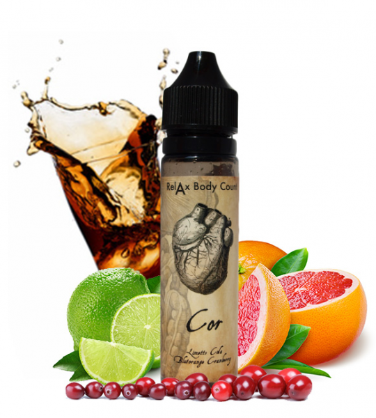 Relax Body Count - Cor 10ml Aroma