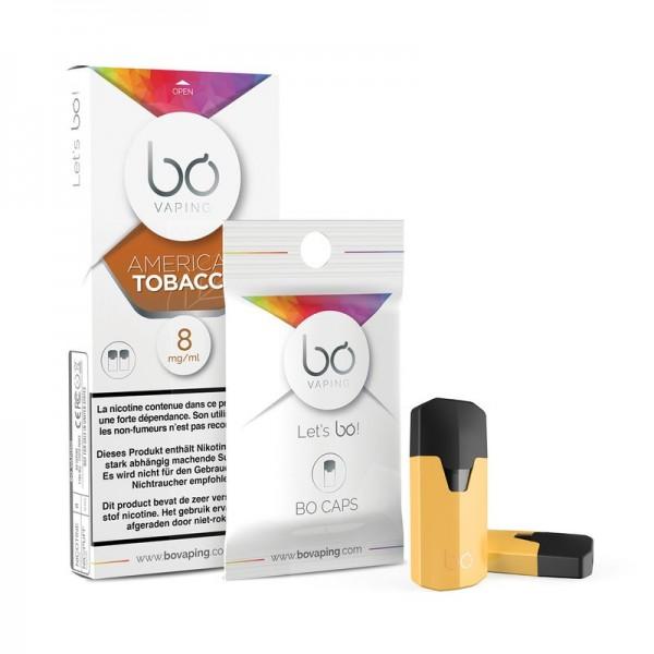 Liquidpod BO - American Tobacco / USA Mixx (2er Pack)