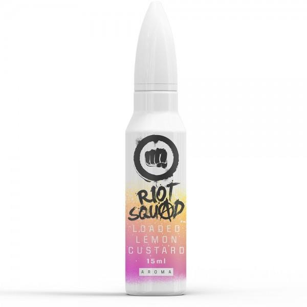 Riot Squad - Loaded Lemon Custard 15ml Aroma