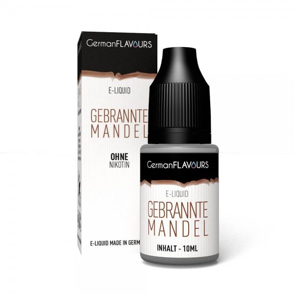 GermanFlavours - Gebrannte Mandel 10ml Liquid