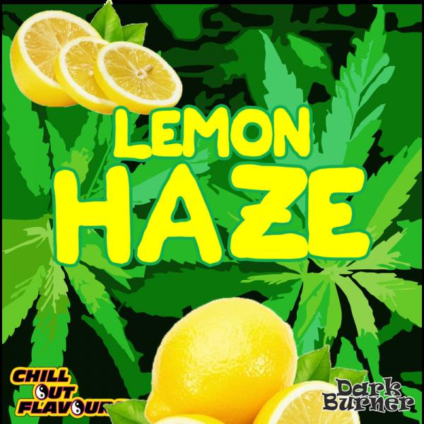 Dark Burner - Chillout - Lemon Haze 10ml Aroma