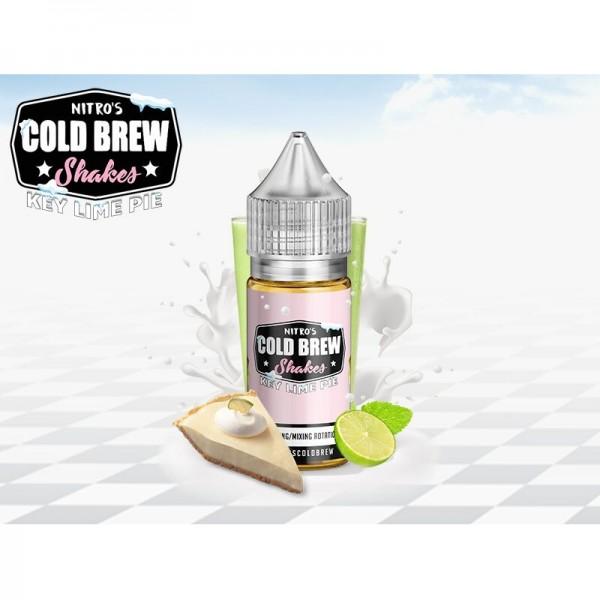 NITRO`S Cold Brew Shakes - Key Lime Pie 30ml Aroma