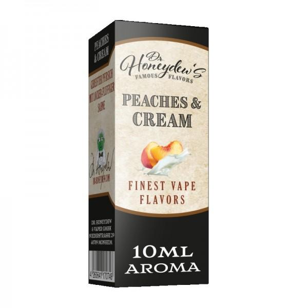 Dr. Honeydew - Peaches & Cream 10ml Aroma