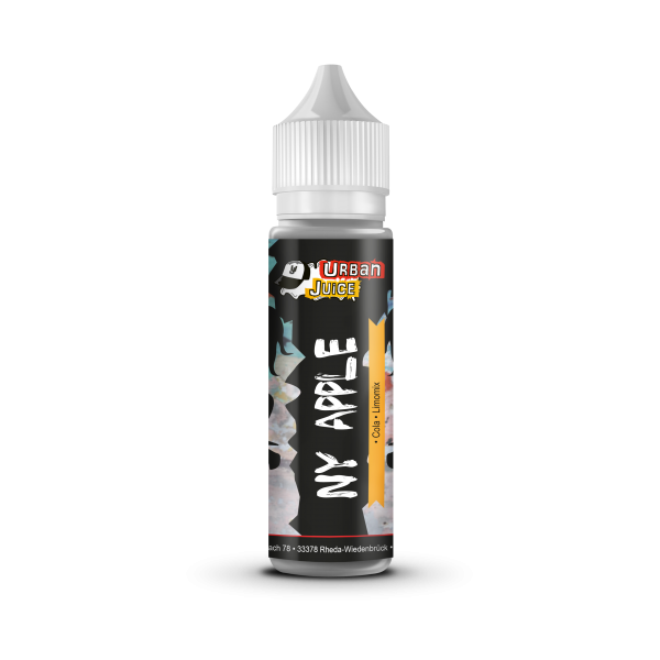 Urban Juice - NY Apple 10ml Aroma Longfill