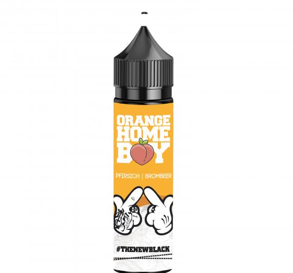 GANGGANG - Orange Homeboy #thenewblack 20ml Aroma Longfill