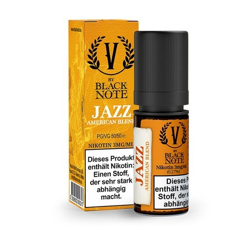 V by Black Note - Jazz 10ml Liquid