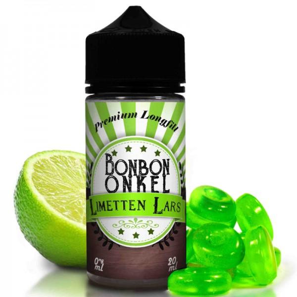 Bonbon Onkel - Limetten Lars 20ml Aroma Longfill