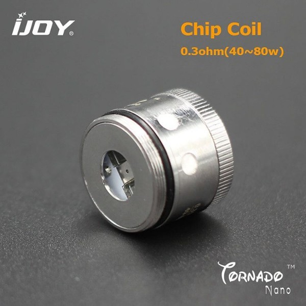 IJoy - Tornado Nano Chipcoil 0,6 ohm