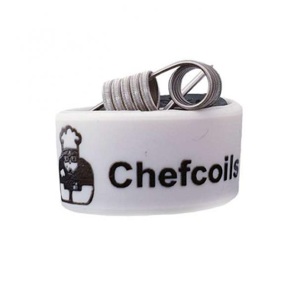 Chefcoils - Prebuilt Big+ Ni80 Coil