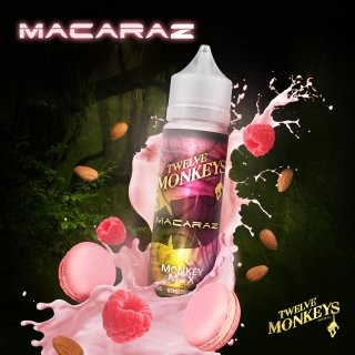 Twelve Monkeys - MacaRaz 50ml (DIY Flavour-Konzentrat)