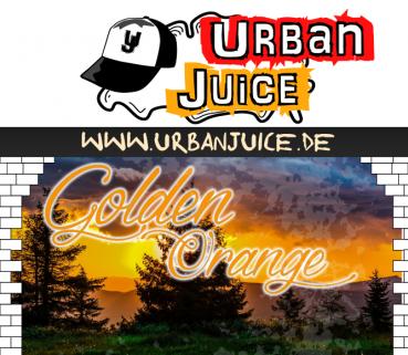 Urban Juice - Golden Orange - 10ml Aroma