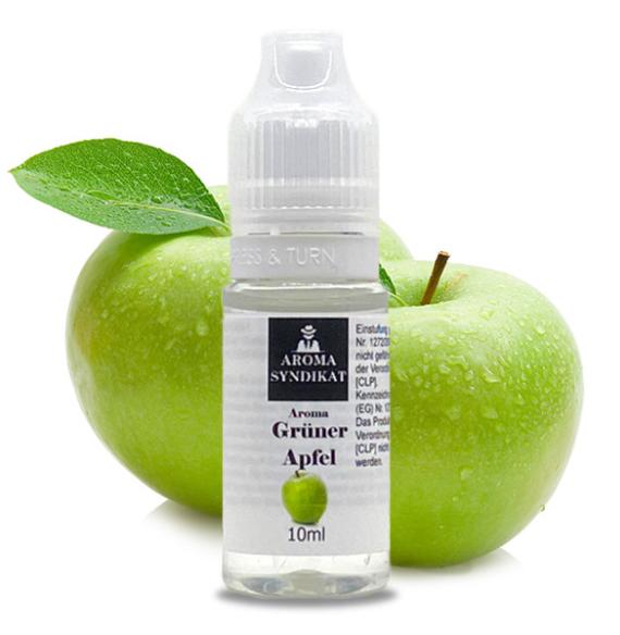 Aroma Syndikat - Grüner Apfel Aroma 10ml