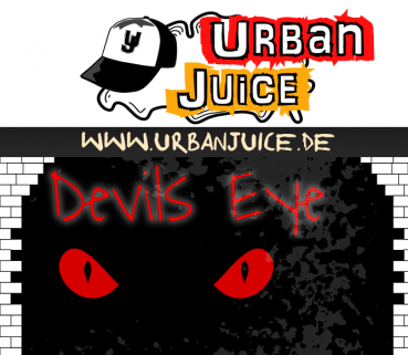 Urban Juice - Devils Eye - 10ml Aroma