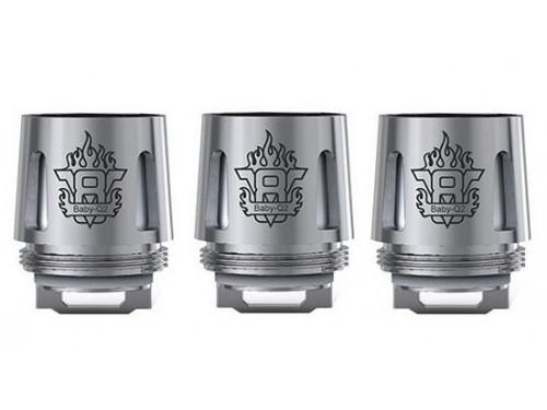 Smok - TFV 8 X-Baby Q2 Dual Head (3er Pack)