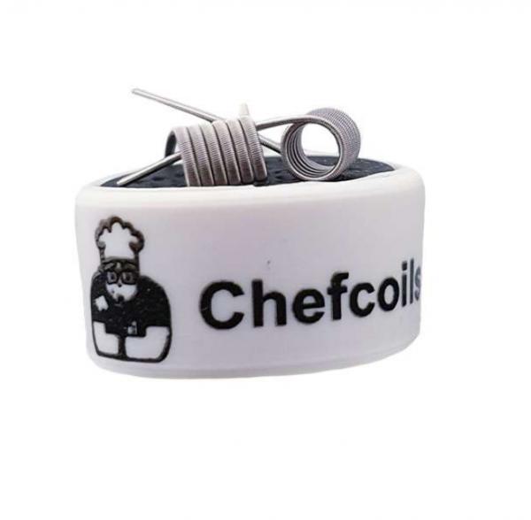 Chefcoils - Prebuilt Fused Ni80 Coil