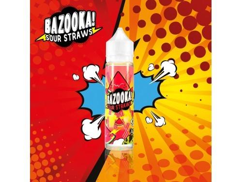 Bazooka Sour Straws - Watermelon 50ml (DIY Flavour-Konzentrat)