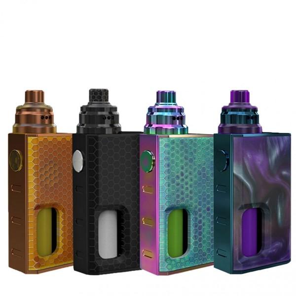 Wismec - Luxotic BF Kit mit Tobhino BF RDA