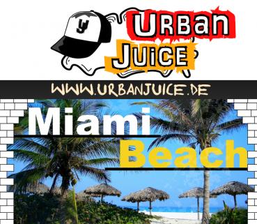 Urban Juice - Miami Beach 10ml Liquid
